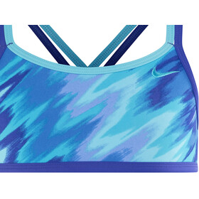 Nike Swim Splash Bikini Fille, paramount blue